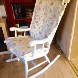Retro stolica na ljuljanje