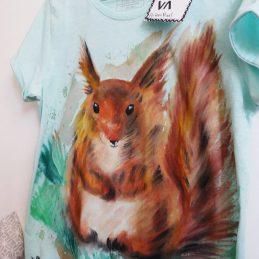 Majica Veverica